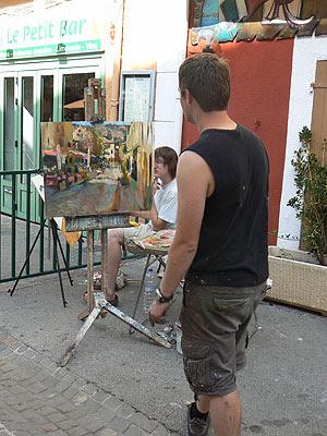 peintres à la Garde Freinet.jpg