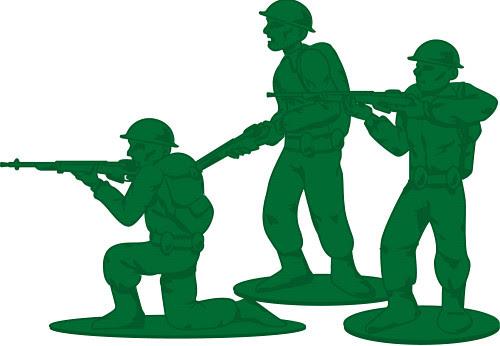 Asker Mesleğinin Ingilizce Tanıtımı Soldier