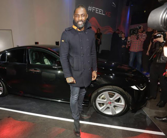 Idris Elba | Jaguar | Tacky Harper's Cryptic Clues