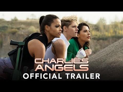 """Kirsten Stewart in """"Charlie's Angels"""" Movie"""