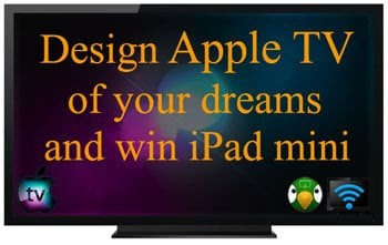 apple tv contest1 How to add and use a Bluetooth keyboard with your Apple TV (5.2/iOS 6.1)