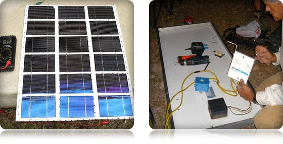 Build Your Own Solar Panel: Generate Electricity from the Sun