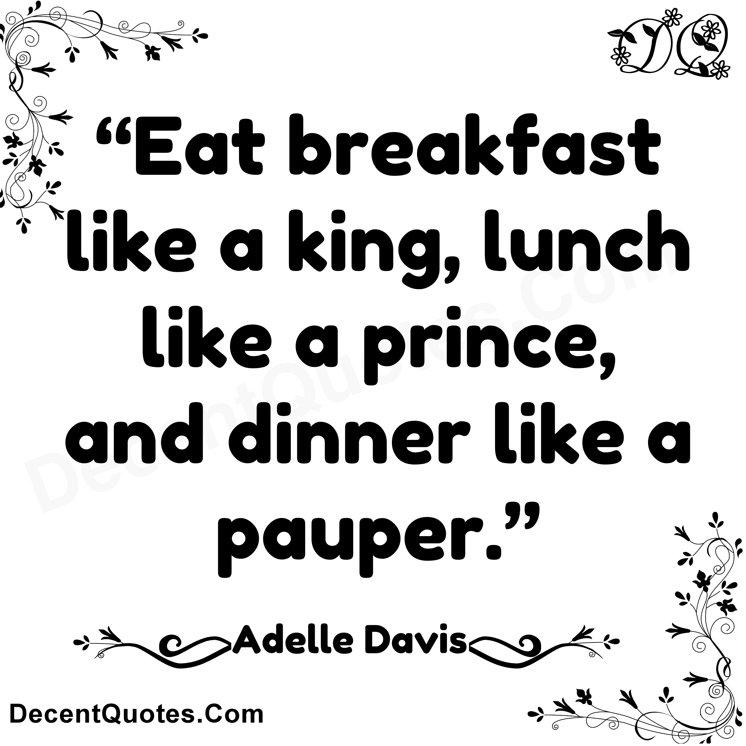 Quotes About Eating Breakfast 89 Quotes