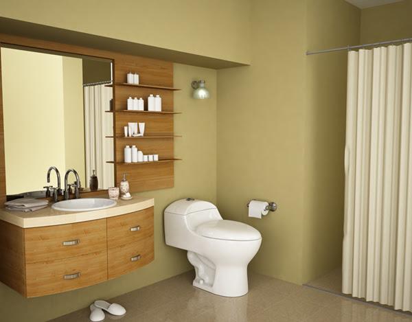 48 Small Bathroom Design Examples - Sortra