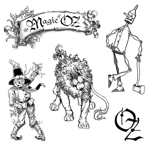The-magic-of-oz-cling-stamps-1