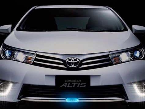 toyota corolla altis  models toyota cars review