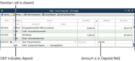 bank accounts  credit cards bookkeeping quickbooks