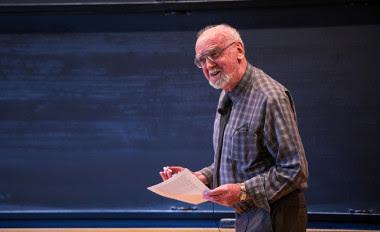 <p>El profesor Robert P. Langlands trabaja en el Instituto de Estudios Avanzados de Princeton, en EE UU. / The Abel Prize</p>