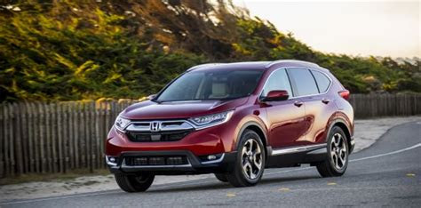 honda cr  preview pricing  release date