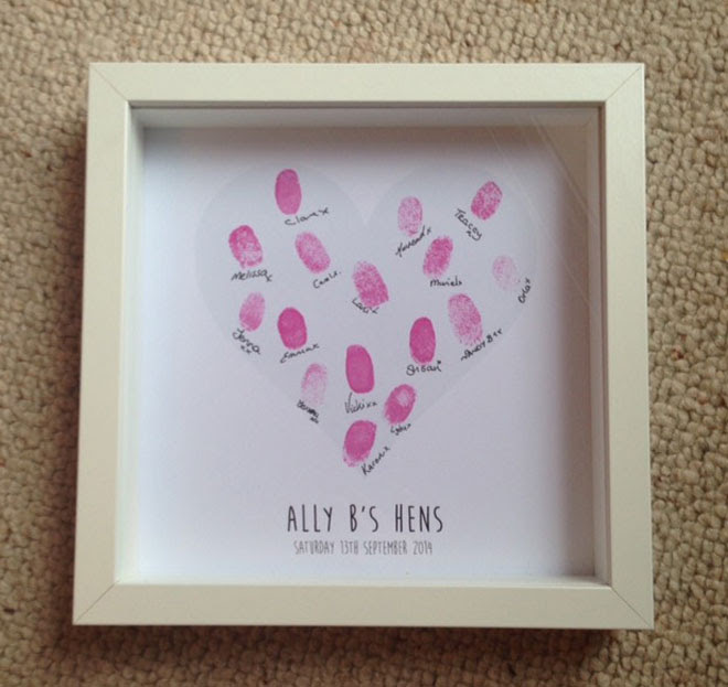 The Little Touches Personalised Hen Party Ideas Henorstag