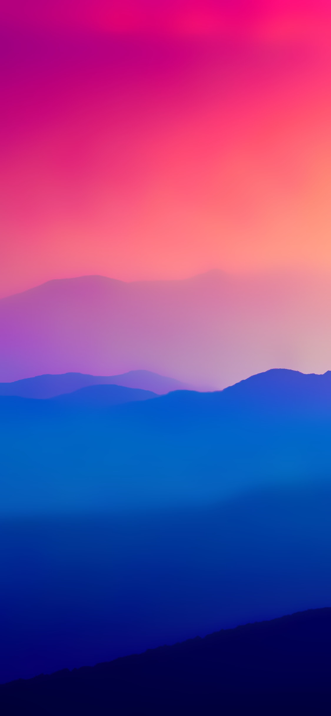 Vivid colors iPhone wallpaper pack