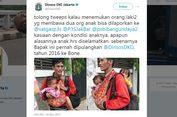 Dinsos DKI: Andi Tak Bekerja karena Urus Kedua Anaknya Setelah Ditinggal Istri