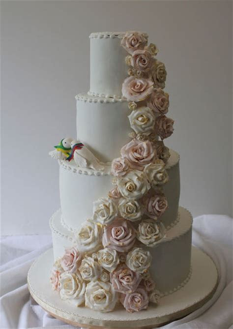 20 Best Wedding Cakes in France