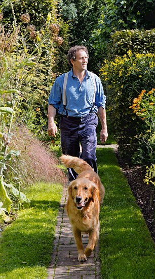 Monty has suffered a stroke in recent years and Nigel severed his spinal cord in 2008