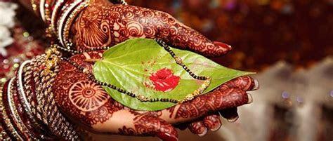 Significance of Mangalsutra In Hindu Marriages