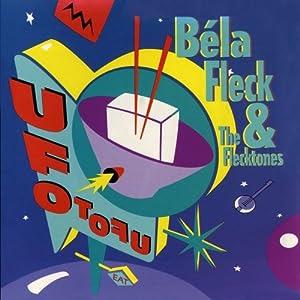 Bela Fleck  - UFO TOFU  cover