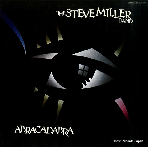 MILLER, STEVE BAND, THE abracadabra