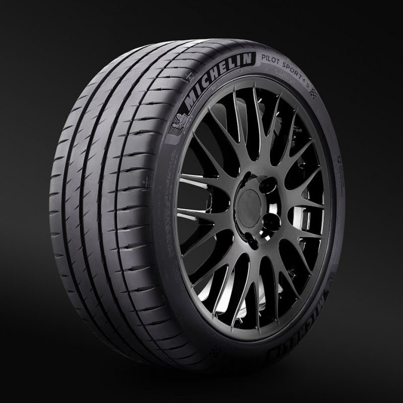 Michelin Pilot Sport 4 S Tires Will Be Used By The Likes Of Ferrari And Porsche Autoevolution