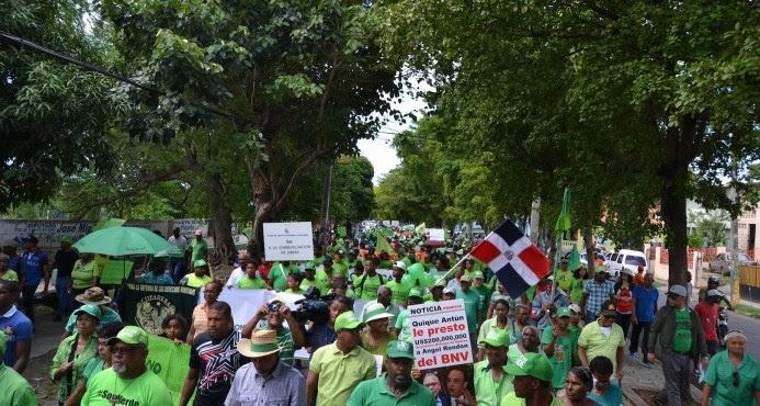 Marcha Verde dice está preparado para manifestación cívica de este domingo