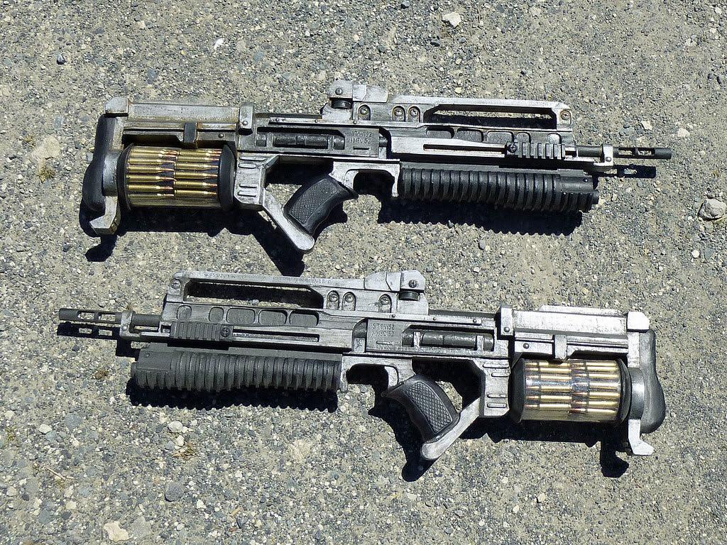 STA-52 LAR Pair Finished