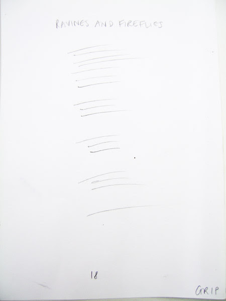 Ravines - sketch