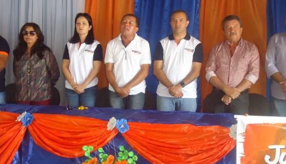 Deputado Kelps Lima participa de evento do Solidariedade em Bento Fernandes