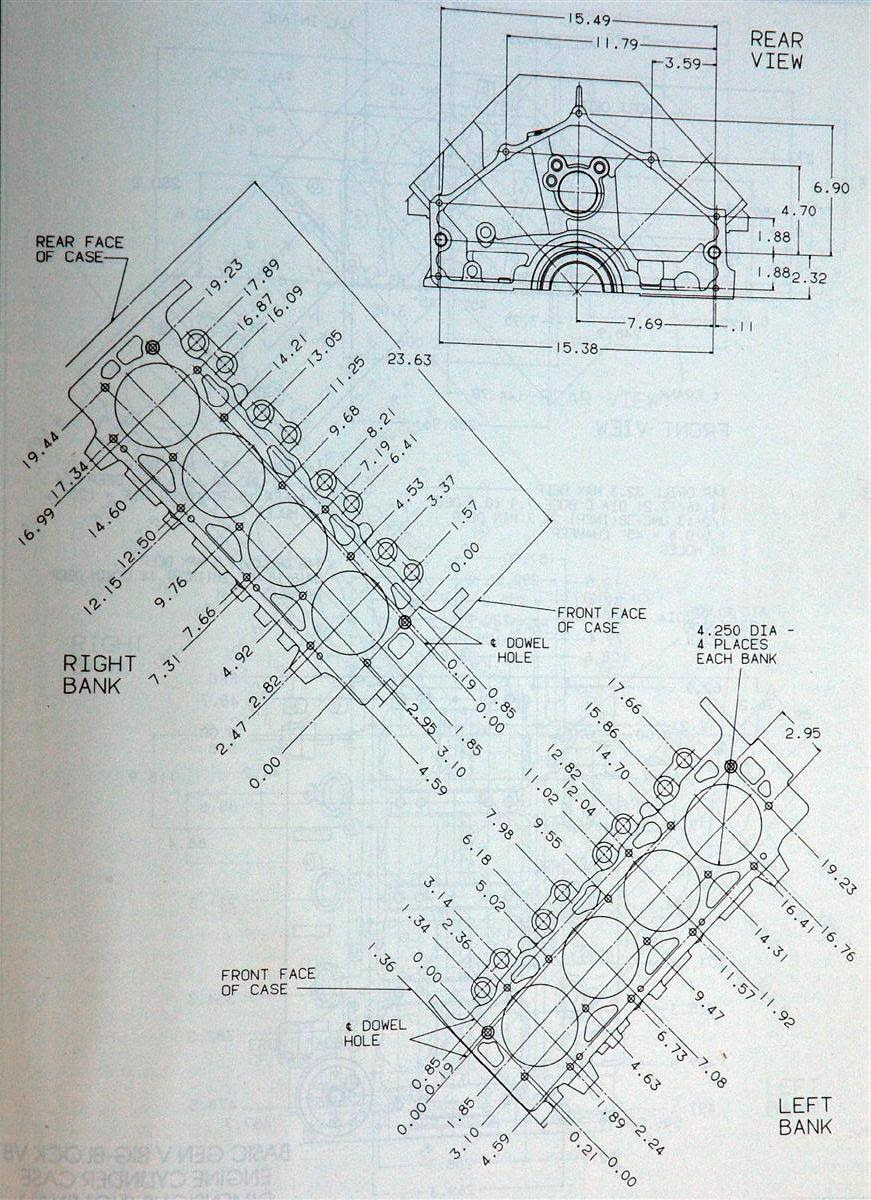 350 chevy engine parts diagram image 7