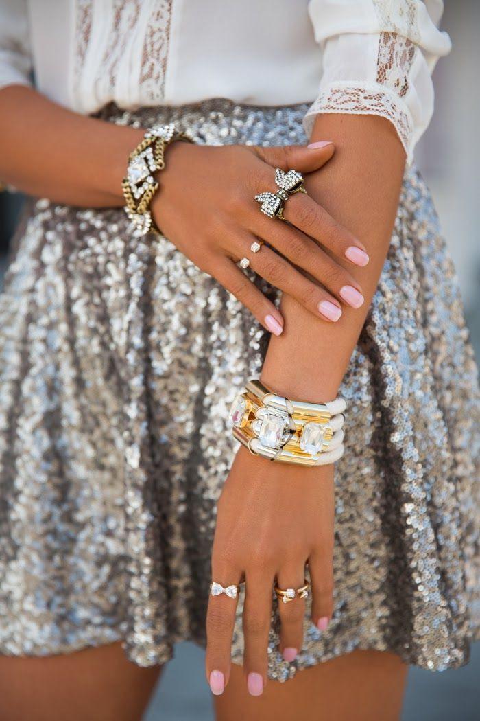 Elegant jewelry pairings