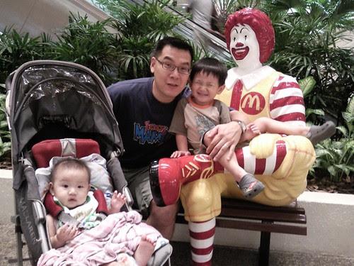 family at changi