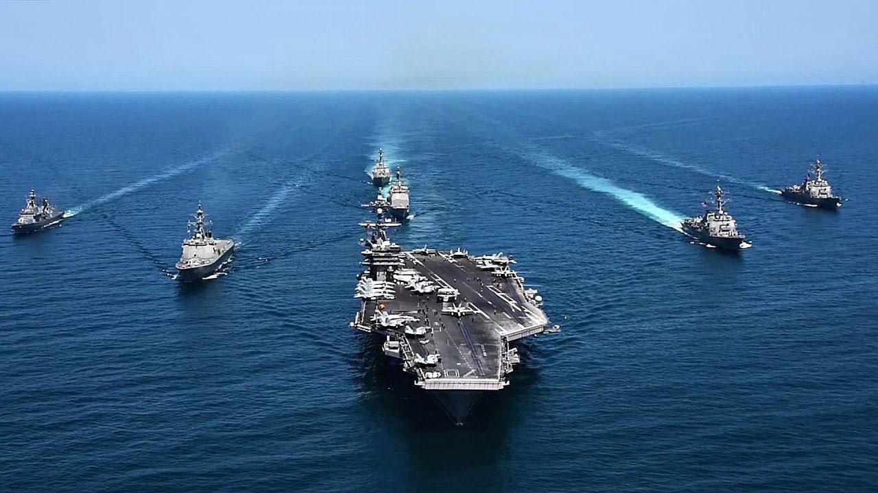 Image result for us carrier strike group