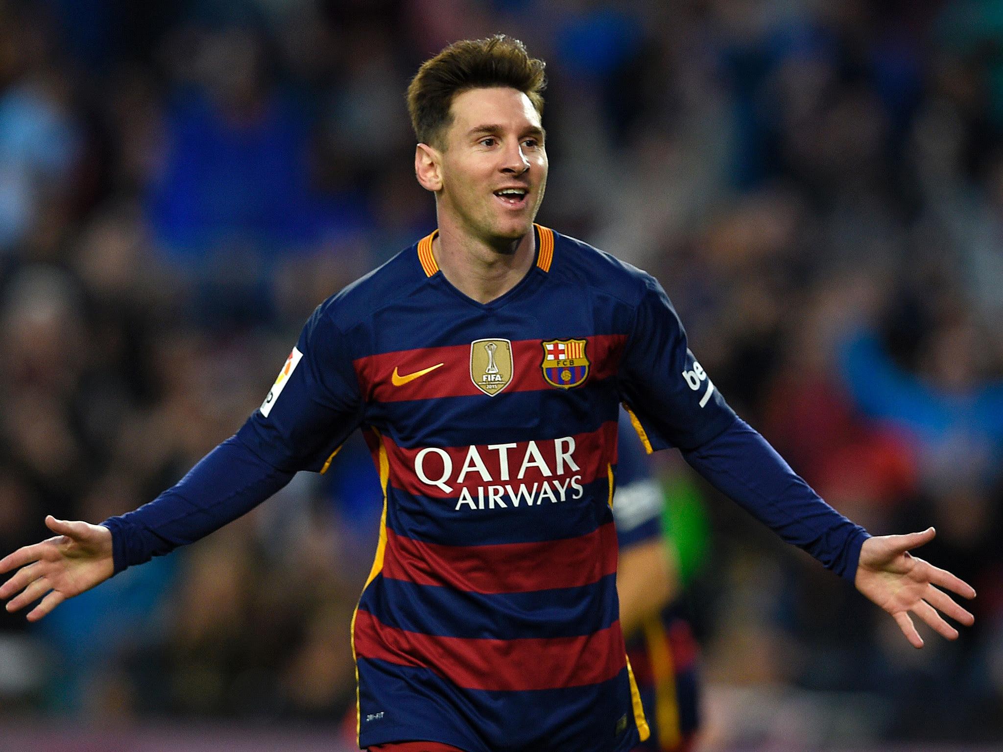 Lionel Messi 3d Wallpaper