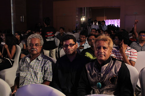 The Three Wise Men of Gotham City - Indiblogger Vodafone Speedfest  Meet by firoze shakir photographerno1