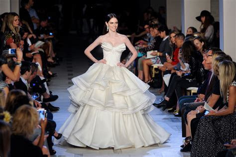 Zac Posen Spring 2013 Show Report: Gorgeous Gowns