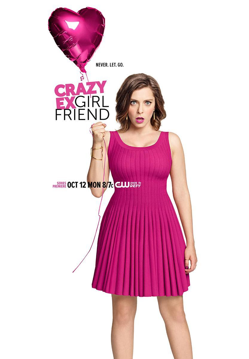 Resultado de imagen de portada de la serie crazy ex-girlfriends