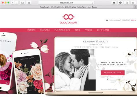 9 Apps and Websites for Stress Free Wedding Planning