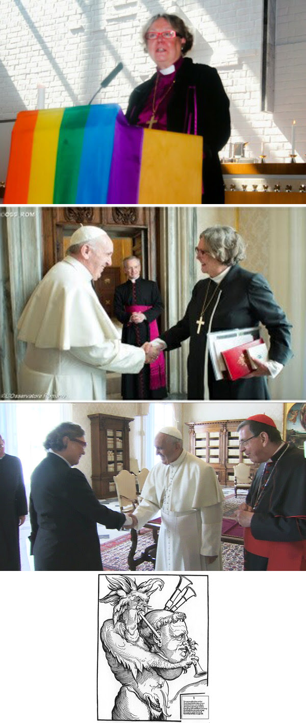 Lutherans at the Vatican 02