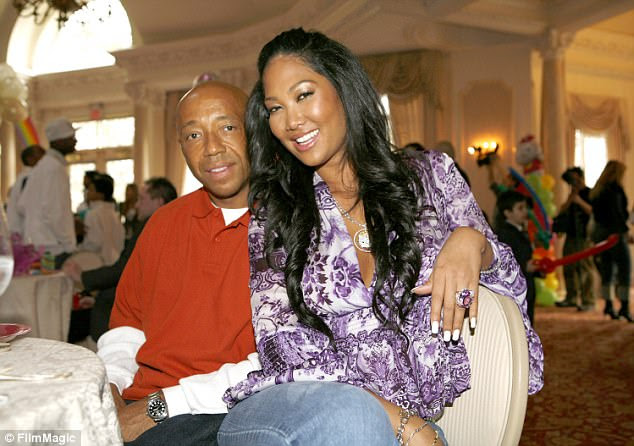 Friends: The couple were married from 1998 to 2009 and have two children together, Aoki Lee and Ming Lee. Kimora called him a 'caring and supportive father'