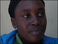 Blessed Rugaru is a Zimbabwean asylum seeker