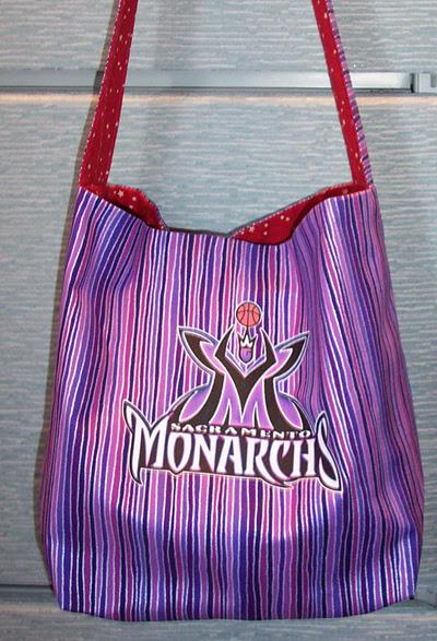 Jan's knitting bag: exterior