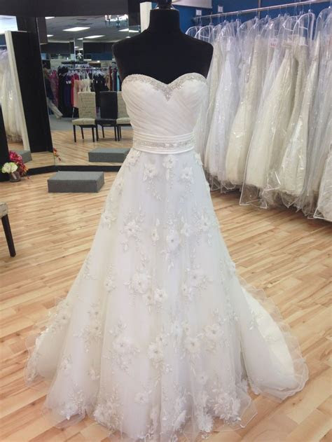 Fun and Flirty Wedding Dress   Shop Bridal Cottage