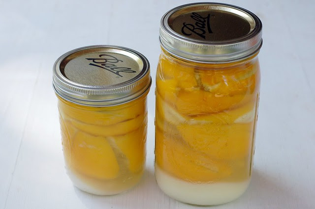 Preserved lemons by Eve Fox, Garden of Eating blog, copyright 2011