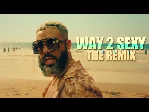 Drake feat. Future & Salt N Pepa - Way 2 Sexy (Push It Remix)