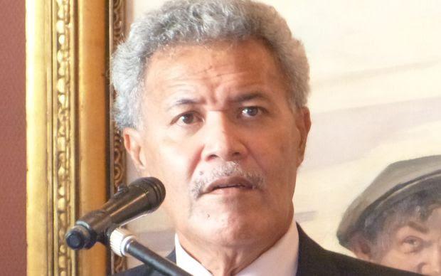 Tuvalu Prime Minister Enele Sopoaga