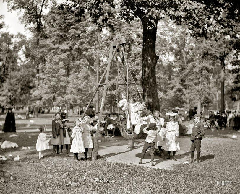 Lil Swingers: 1905