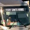 Câmera em ponto de ônibus na estrada de Itapecerica, no Campo Limpo