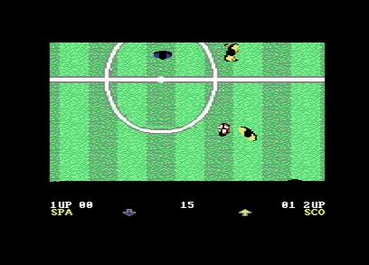 World Championship Soccer - 7