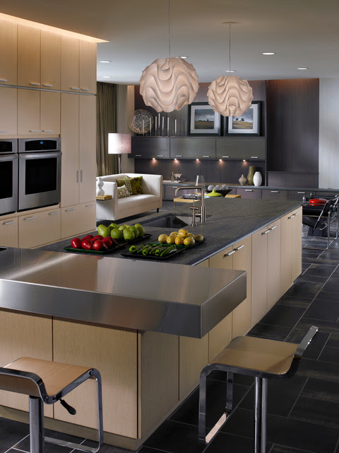 Contemporary Kitchens Contemporary Kitchen houston