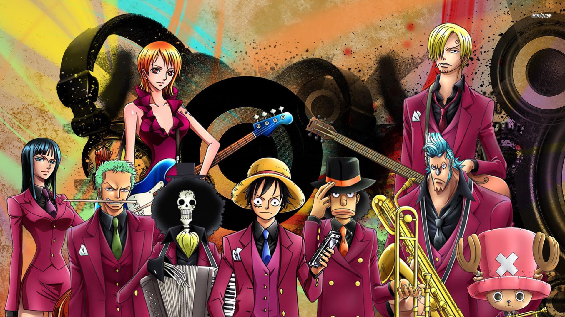 One Piece Background Desktop  PixelsTalk.Net