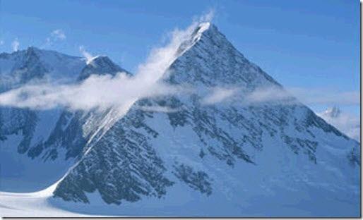 Windblown Pyramid Peak