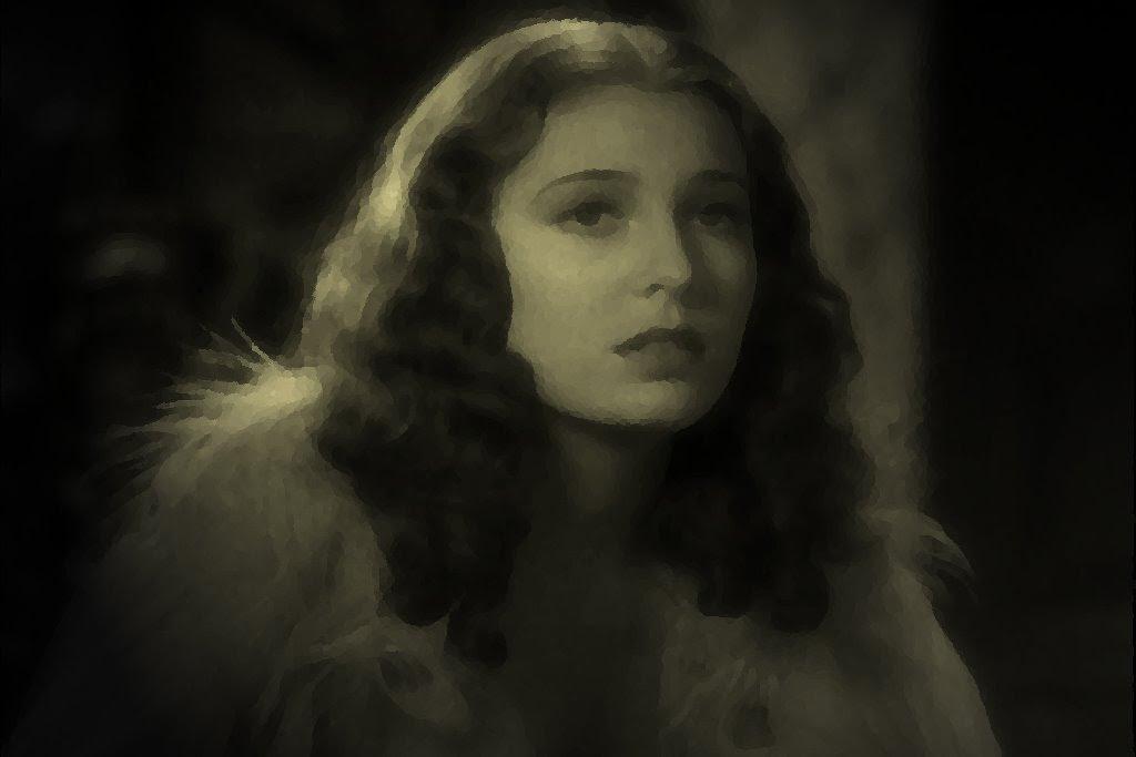 Valerie Hobson Howell Bride of Frankenstein